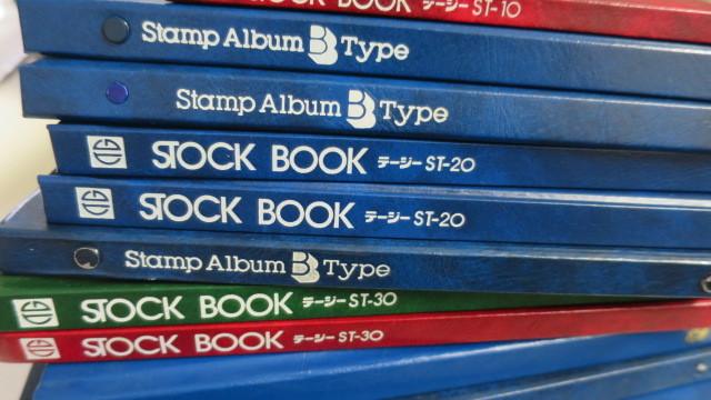 *切手アルバム スタンプアルバム テージー等 14冊まとめて_画像7