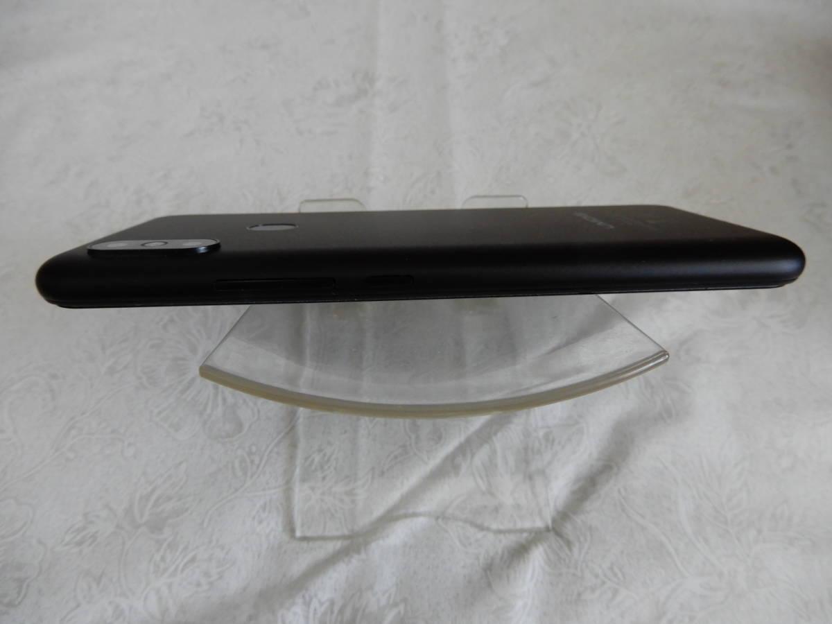 【美中古】umidigi F1 play ブラック Wi-Fi 利用 技適対応済 SIMフリー+おまけ_画像6