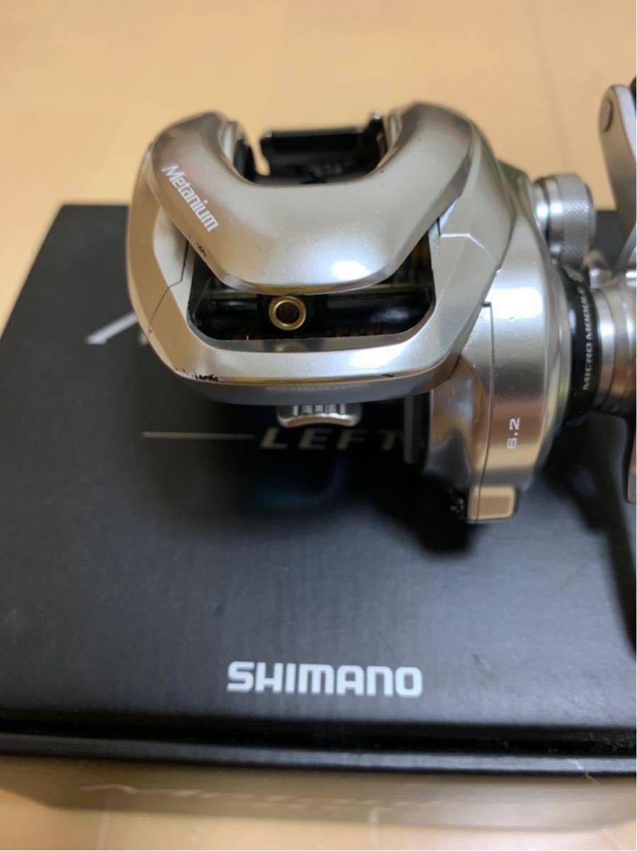 シマノ SHIMANO 16 メタニウム mgl 左 ノーマルギア_画像6