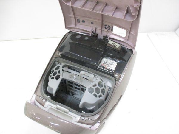 ○Panasonic/パナソニック 紙パック式掃除機 MC-PA15J-P 17年製 B-8143○_画像6