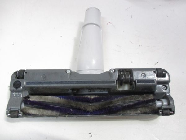 ○Panasonic/パナソニック 紙パック式掃除機 MC-PA15J-P 17年製 B-8143○_画像3