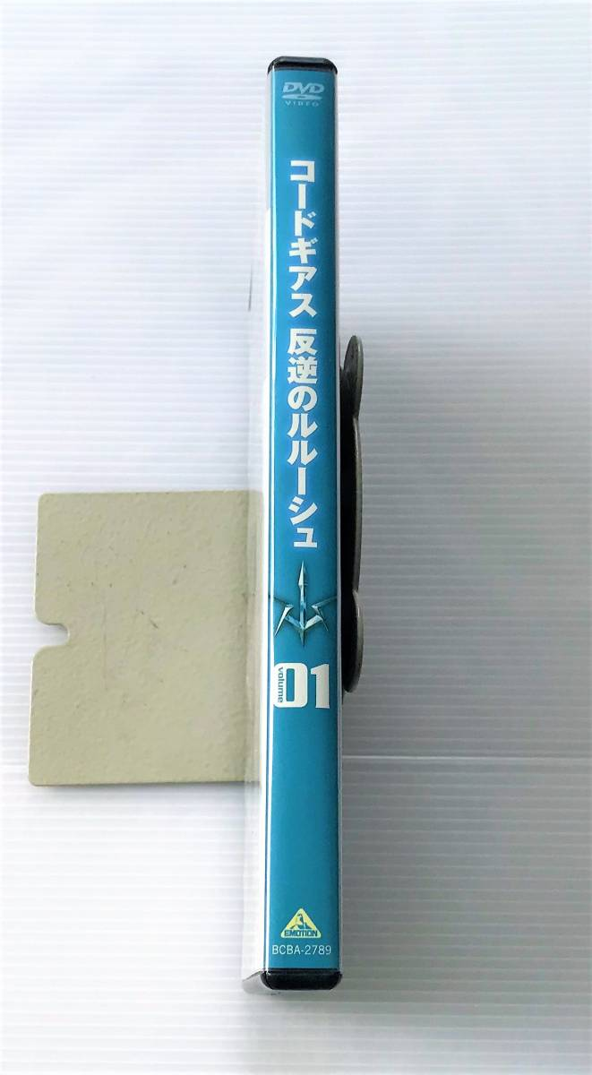 ◎盤面傷無◎ コードギアス 反逆のルルーシュ DVD 01 _画像3