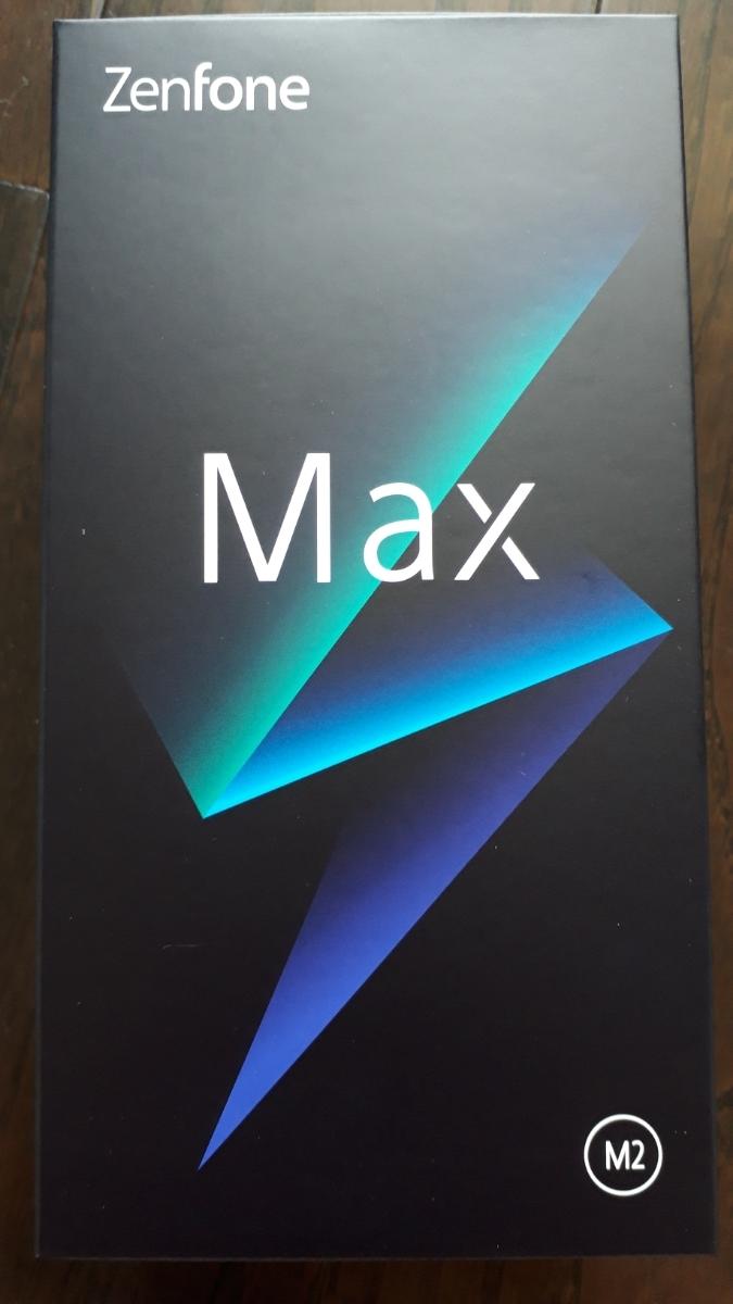 ☆新品未使用☆ ASUS ZenFone Max M2 (ZB633KL)メテオシルバー SIMフリー 2019/8 OCNモバイル正規購入品 送料無料!