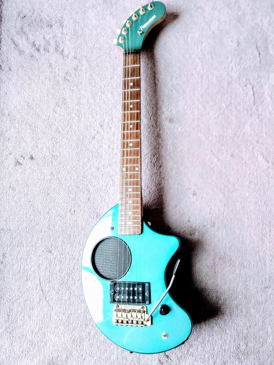 送料無料 フェルナンデス Zoー3 芸達者 トレモロユニット付 電池式スピーカー内装ギター