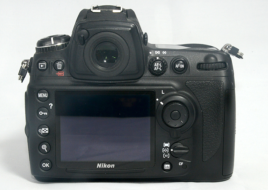 【ニコン Nikon D700ボディ】 ショット数少なめ4千台 中古美品 元箱付 FXデジタル一眼レフ_画像3