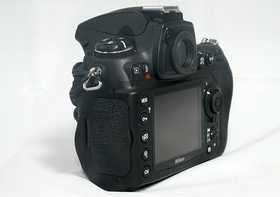 【ニコン Nikon D700ボディ】 ショット数少なめ4千台 中古美品 元箱付 FXデジタル一眼レフ_画像7