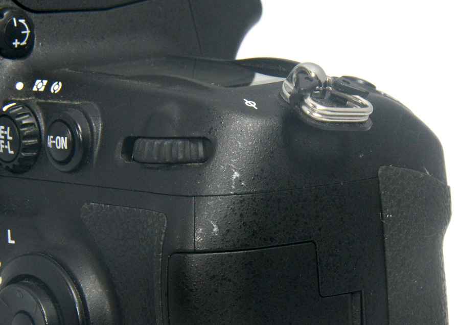【ニコン Nikon D700ボディ】 ショット数少なめ4千台 中古美品 元箱付 FXデジタル一眼レフ_画像9