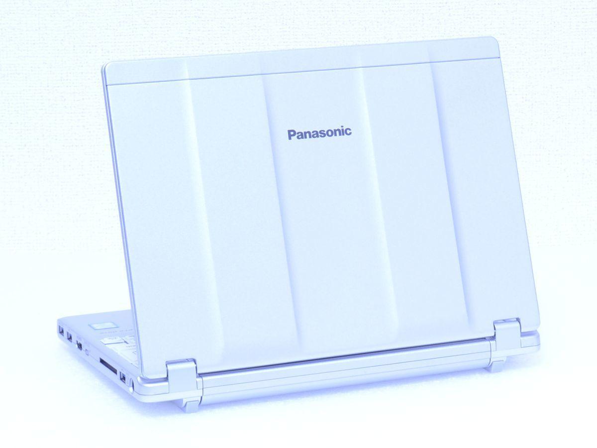 現行品 350,892円~ Panasonic Let's note【CF-SZ6SFUVS SIMフリー LTE対応 Core i7 / 7600U / メモリ16GB / SSD512GB カメラ / 約955g】_画像9