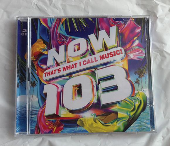 ★最新★NOW That's What I Call Music! 103【輸入盤】送料無料!