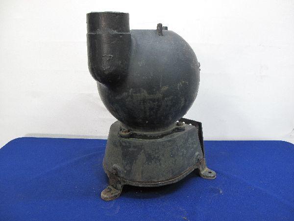 昭和レトロ 国鉄 ダルマストーブ (887) タコストーブ 鉄 鋳物 ジャンク_画像6