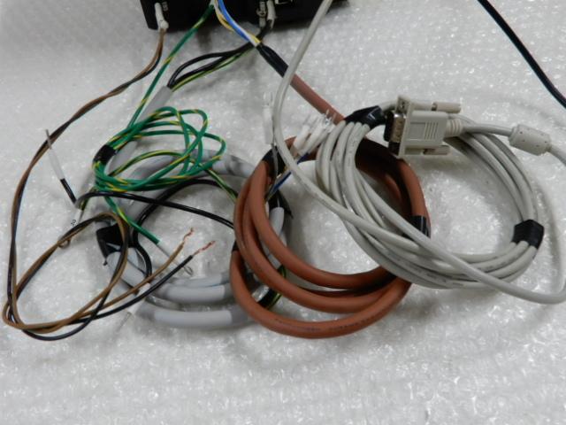 KEYENCE キーエンス 画像処理システム XG-7500 LED 照明コントローラ CA-DC21E コンソール 電源確認済 ⑤_画像9