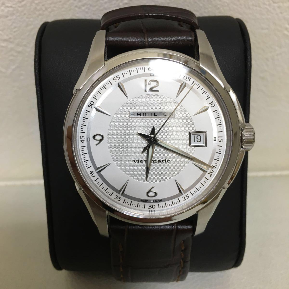 sale retailer d24b7 eed46 ハミルトン 腕時計 ジャズマスターの値段と価格推移は?|115件 ...