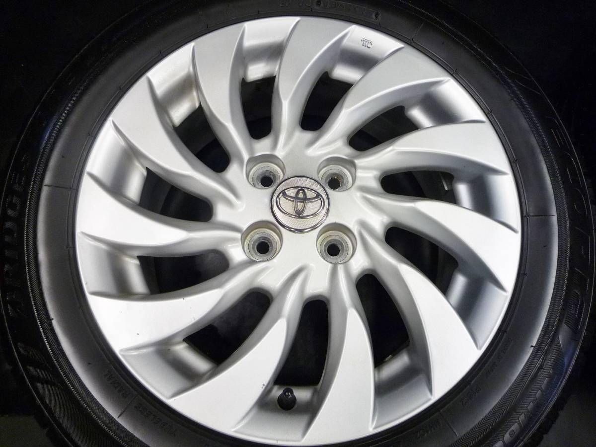 アクア、ヴィッツ、ポルテなどに♪ トヨタ bB純正 175 65 15インチ タイヤ付き 売り切り♪_画像3