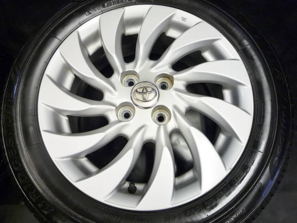 アクア、ヴィッツ、ポルテなどに♪ トヨタ bB純正 175 65 15インチ タイヤ付き 売り切り♪_画像4