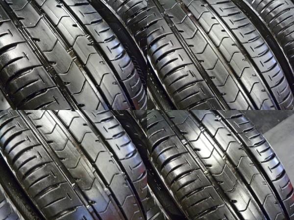 アクア、ヴィッツ、ポルテなどに♪ トヨタ bB純正 175 65 15インチ タイヤ付き 売り切り♪_画像8