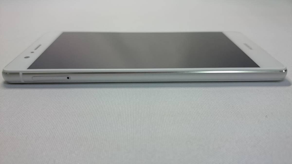 ♪♪A【中古】Huawei P9 Lite SIMフリー 【初期化済】 0828-201♪♪_画像4
