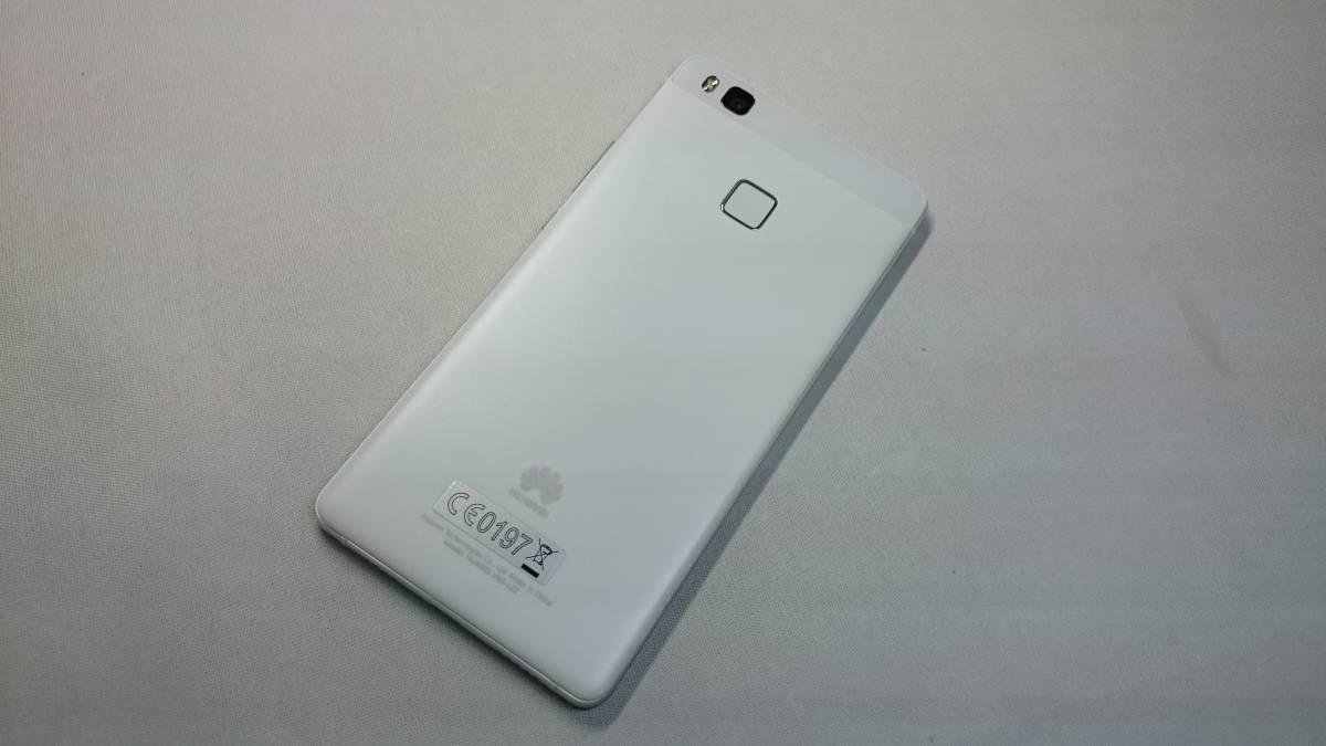 ♪♪A【中古】Huawei P9 Lite SIMフリー 【初期化済】 0828-201♪♪_画像2