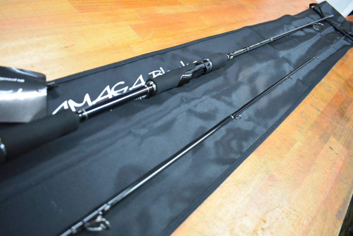 【美品】ヤマガブランクス カリスタ 82M TZ NANO エギ適合2.5-4.0号 YAMAGA BLANKS MADE IN JAPAN エギングロッド_画像2