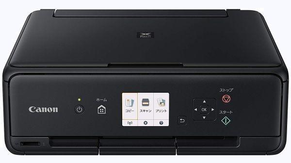 Canon キヤノン A4 プリンター インクジェット複合機 PIXUS TS5030S ブラック 黒 新品 領収書可 即決_画像1