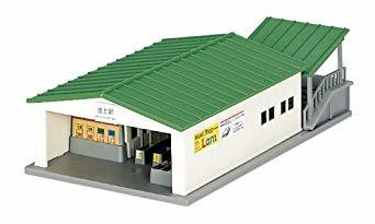 1点限定★KATO Nゲージ 地上駅舎 23-210 鉄道模型用品_画像1