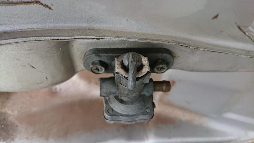 GSX750S katana カタナ 1型 部品取り車 アウトバーン・KARKAR 集合管のおまけつき_画像10