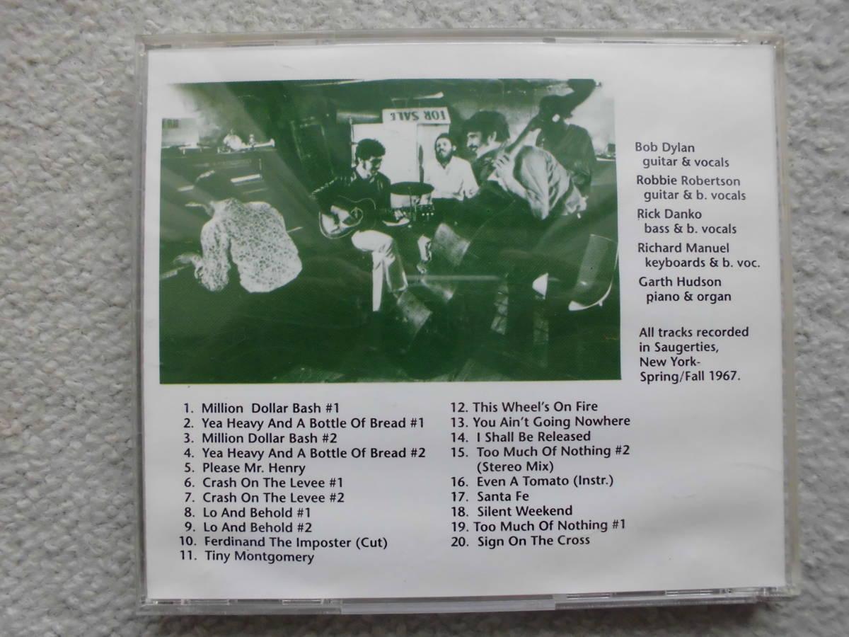 ボブ・ディランのレアなコレクターズCD-1_画像2