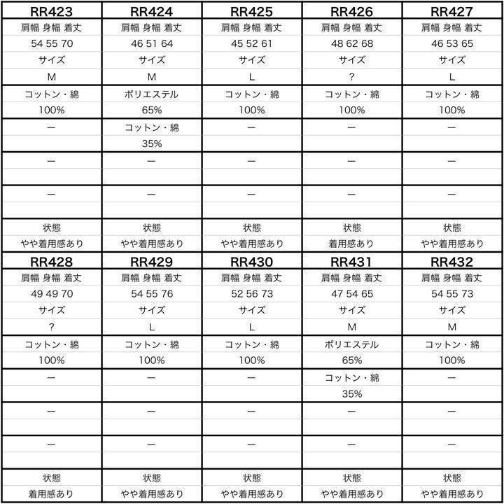 RR424【レトロ】MCM エムシーエム ワンポイント ポロシャツ_画像5