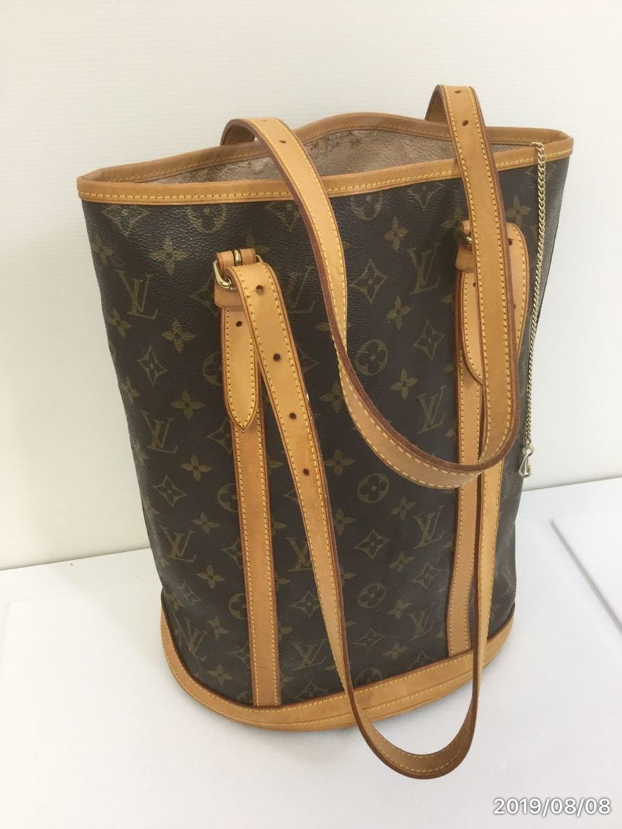 Louis Vuitton モノグラム バケット・中古