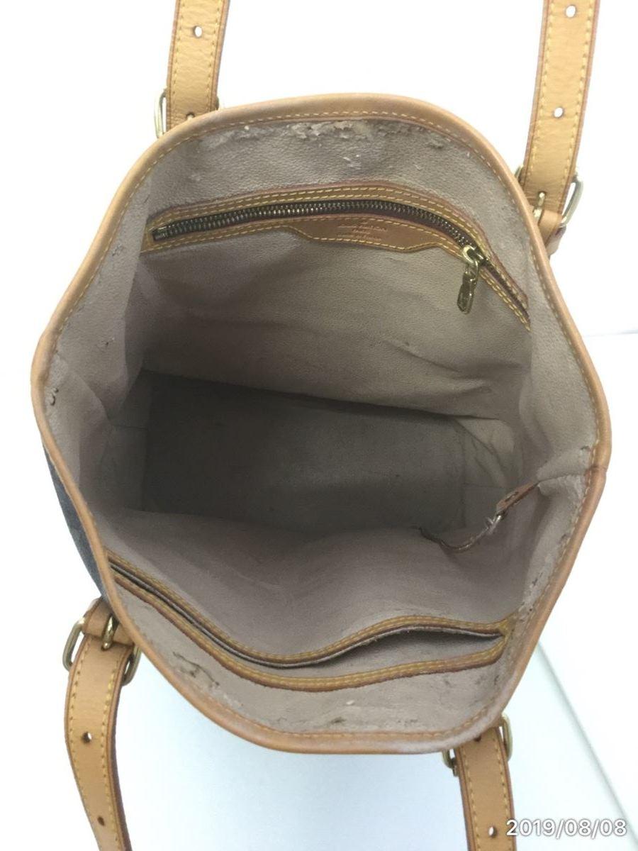 Louis Vuitton モノグラム バケット・中古_画像7