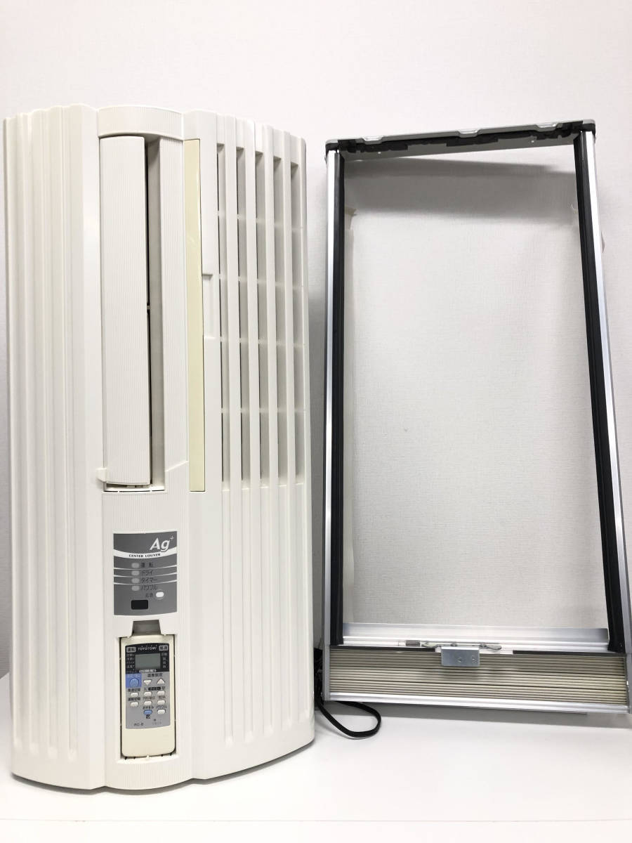 c-228 TOYOTOMI 窓用ルームエアコン ウインド形 冷房専用機 TIW-A16K トヨトミ