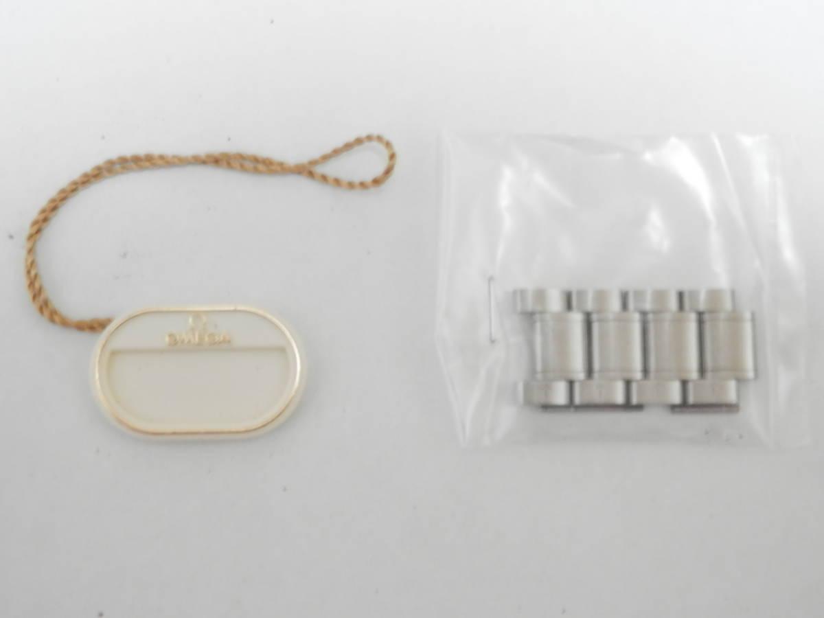 美品 オメガ OMEGA スピードマスター マーク40 3513-33 自動巻き 白文字盤 オーバーホール&ブレス洗浄、クリーニング済 付属品すべてあり_画像7