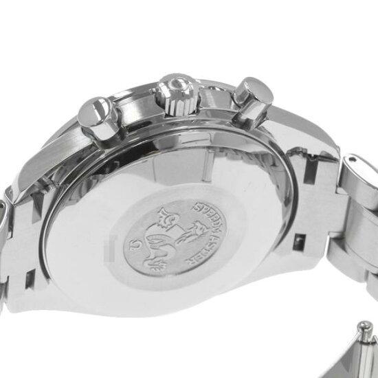 美品 オメガ OMEGA スピードマスター マーク40 3513-33 自動巻き 白文字盤 オーバーホール&ブレス洗浄、クリーニング済 付属品すべてあり_画像6