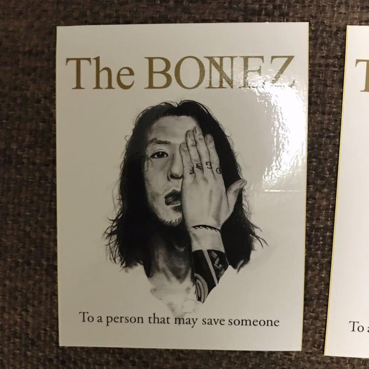 【限定】THE BONEZ RIZE ステッカーセット JESSE PAY MONEY TO MY PAIN dragon ash _画像3