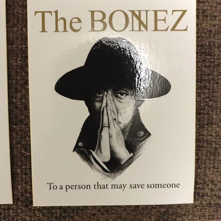 【限定】THE BONEZ RIZE ステッカーセット JESSE PAY MONEY TO MY PAIN dragon ash _画像5
