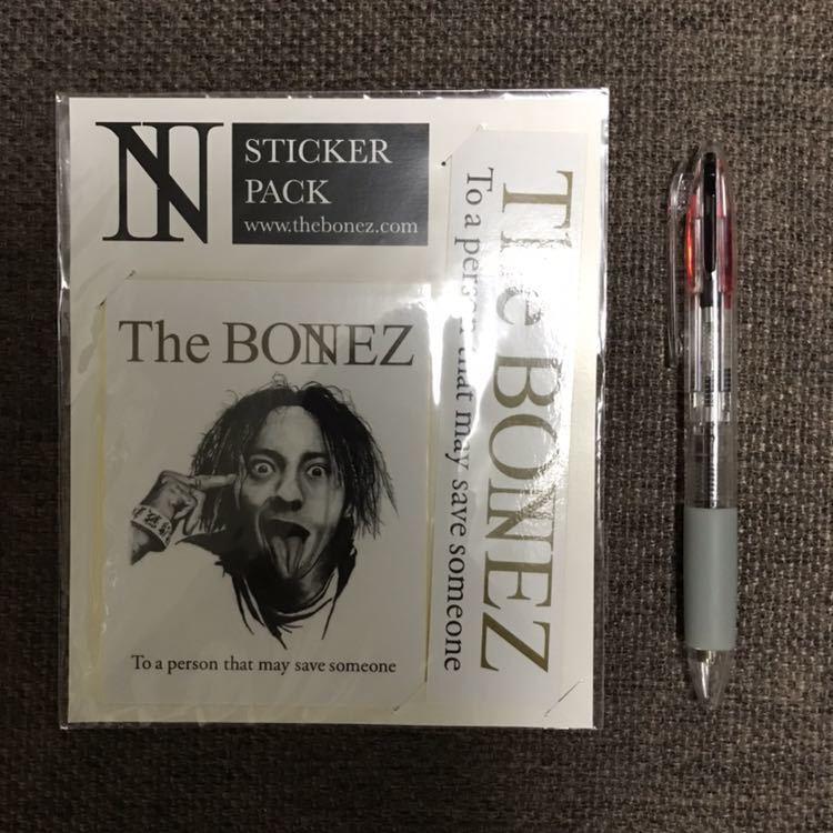 【限定】THE BONEZ RIZE ステッカーセット JESSE PAY MONEY TO MY PAIN dragon ash _画像7
