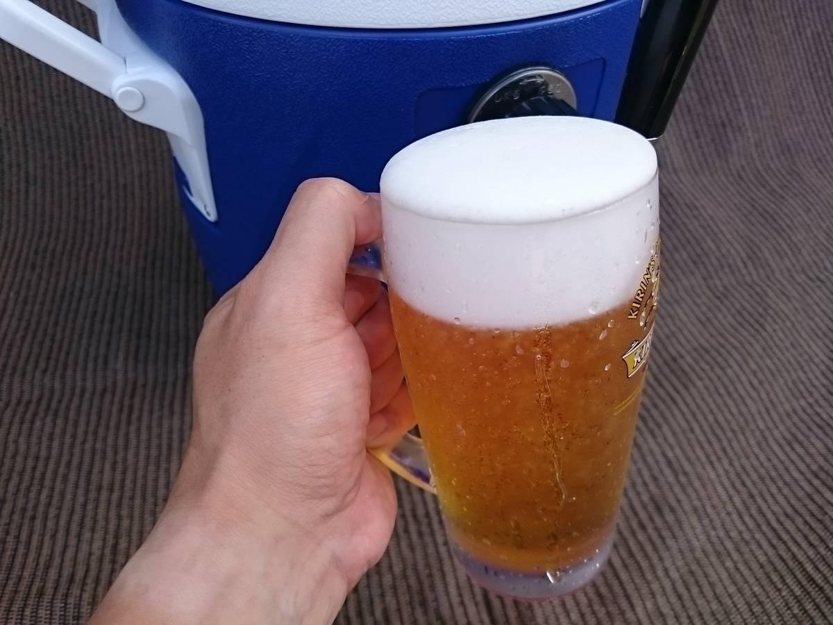 ビール抽出イメージ