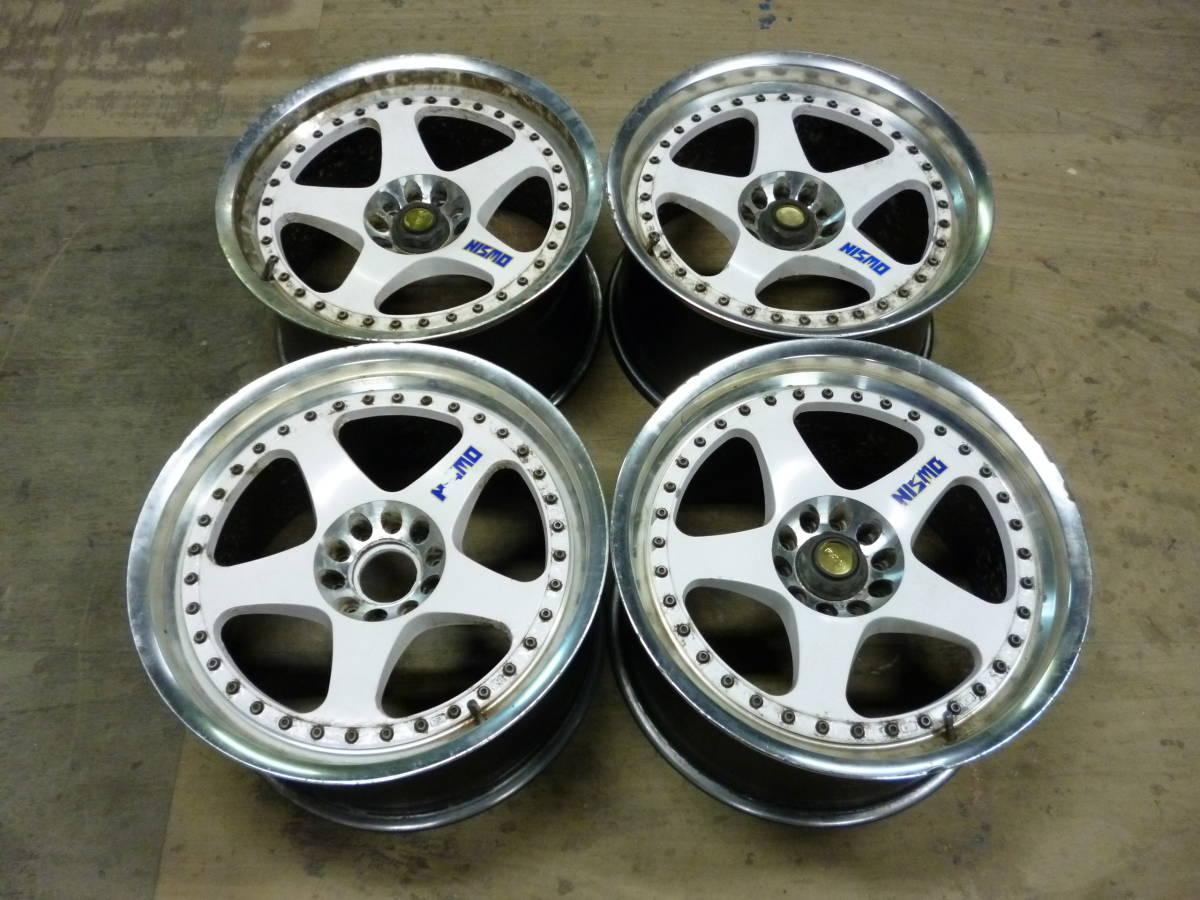 ニスモ NISMO LM GT1 4本 レイズ RAYS シルビア スカイライン GT-R S13/14/15 R32/33/34 Z32/33/34 180SX 10.0J +20 4/5穴 PCD114.3 売切