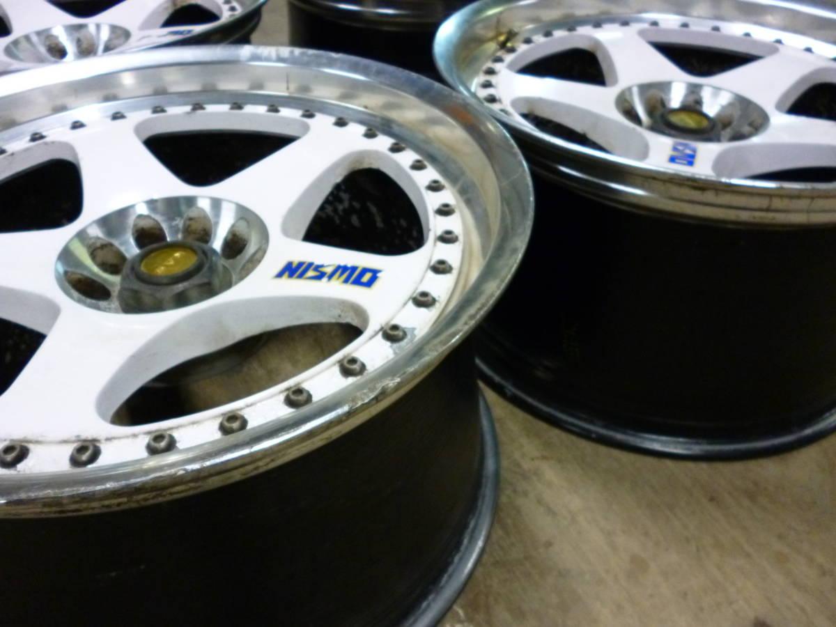 ニスモ NISMO LM GT1 4本 レイズ RAYS シルビア スカイライン GT-R S13/14/15 R32/33/34 Z32/33/34 180SX 10.0J +20 4/5穴 PCD114.3 売切_画像10