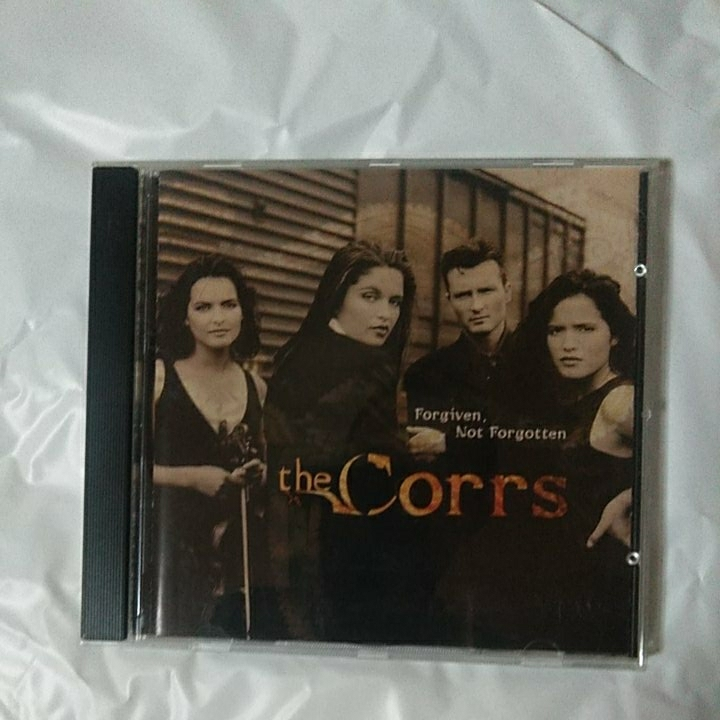 the Corrs /Forgiven Not Forgotten 輸入盤_画像1