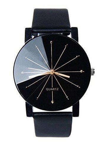 在庫セール●ファション 腕時計 メンズ レザーバンド アナログ ファッション フォーマル_画像2