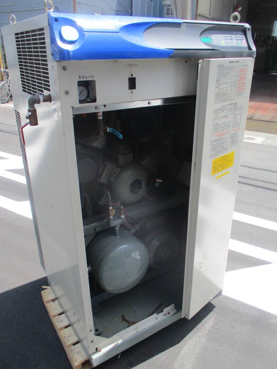 ◆◇日立 パッケージベビコン POD-5.5MA6 オイルフリーコンプレッサー 三相200V◇◆