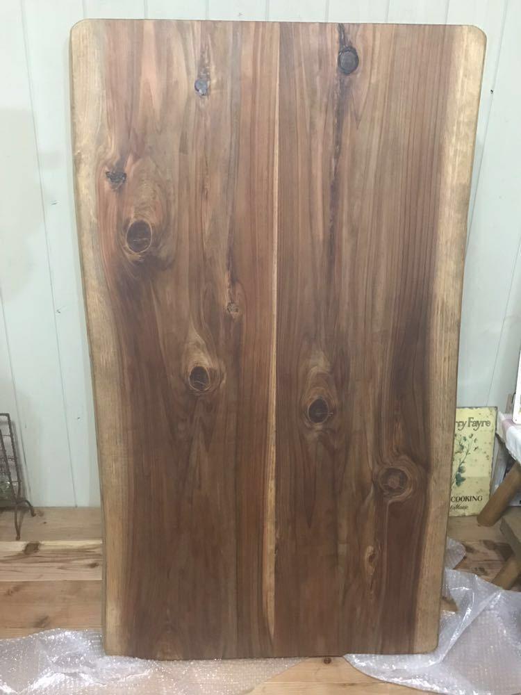小さな森の倉庫 一枚板 テーブル ローテーブル 座卓 リビングテーブル センターテーブル 天然木 無垢 杉 ダイニング 森林浴 自然塗料_画像4