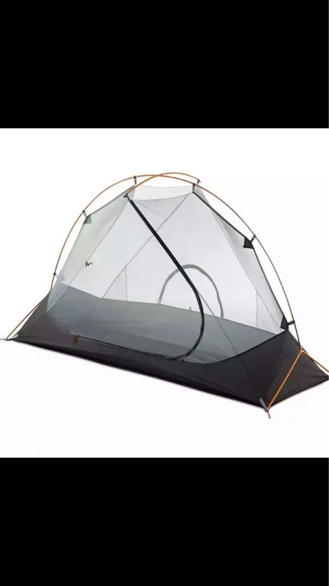 一人用テント 3F ウルトラライト MSRハバと同サイズ