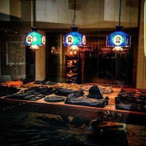 60s Pabst Blue Ribbon アンティーク ライト 照明 テンダーロイン アメリカ ビール インテリア ビンテージ バー パブ パブスト _画像3