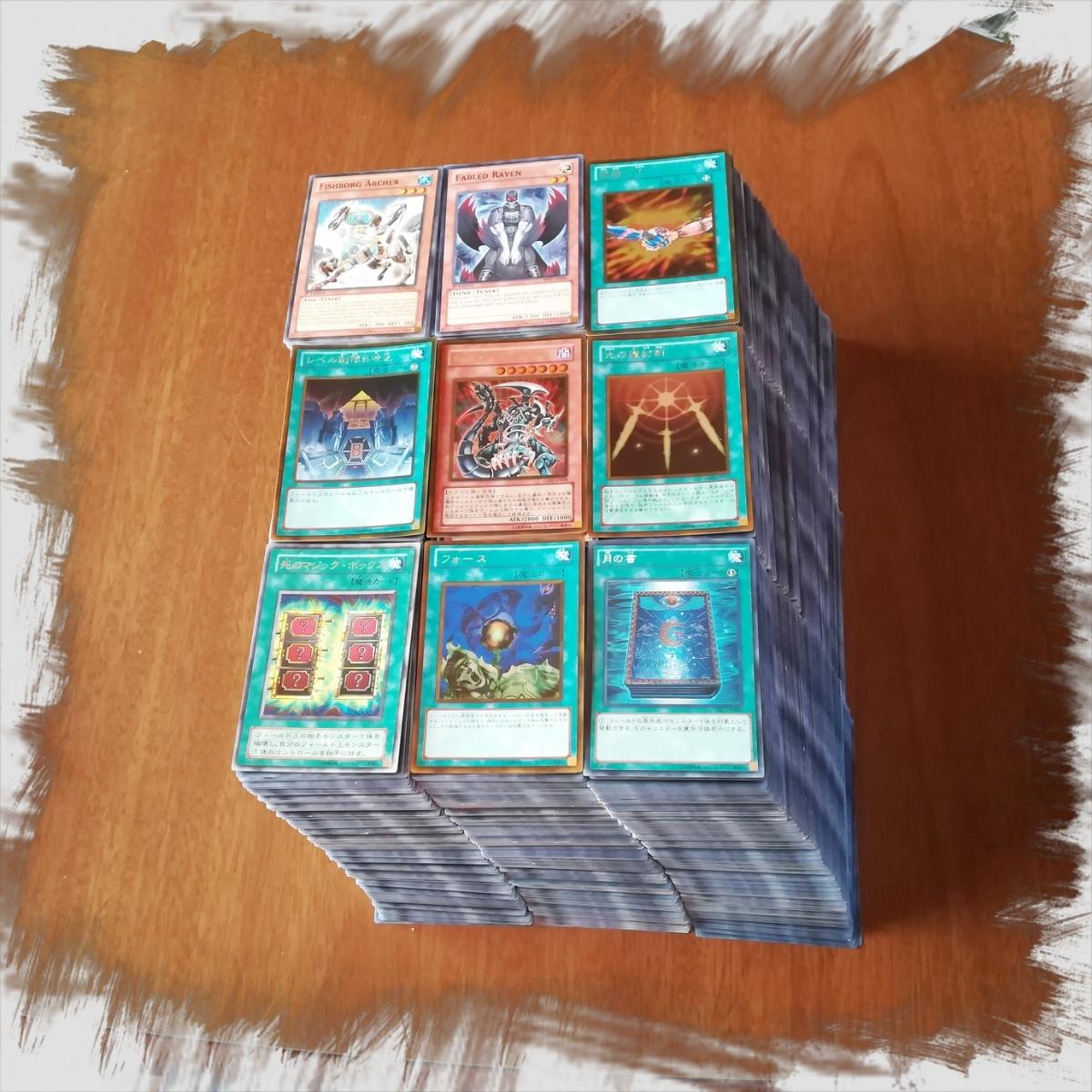 【遊戯王カード約2000枚(レアカード約100枚含む)セット】トレカ/大量/まとめ売り/二千枚/カードゲーム/【管理No.再45】_画像1