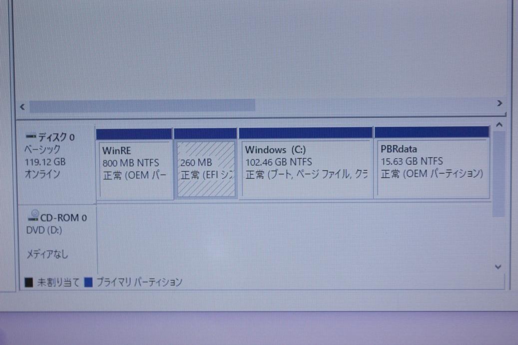 ★1円~★Panasonic Let's note CF-LX4EDMCS 14型 高速Core i5 5300U 2.30GHz 8GB SSD 128GB WiFi Bluetooth Webカメラ マルチ Win10 Office_画像5