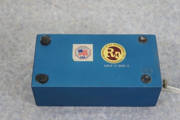 A241806G] MA COTTER エムエーコッター MK 2 MC昇圧トランス_画像5