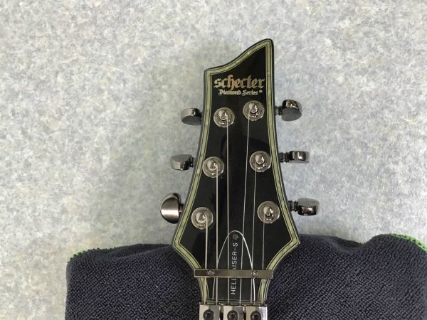 A231318サR] SCHECTER /シェクター HELLRAISER-S 6弦モデル_画像4
