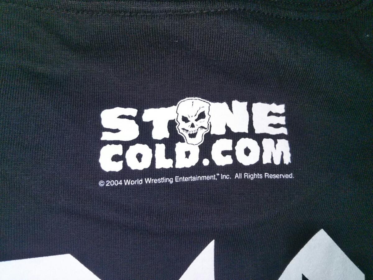 プロレスWWE ストーンコールド スティーブオースチンTシャツ Lサイズ _画像5