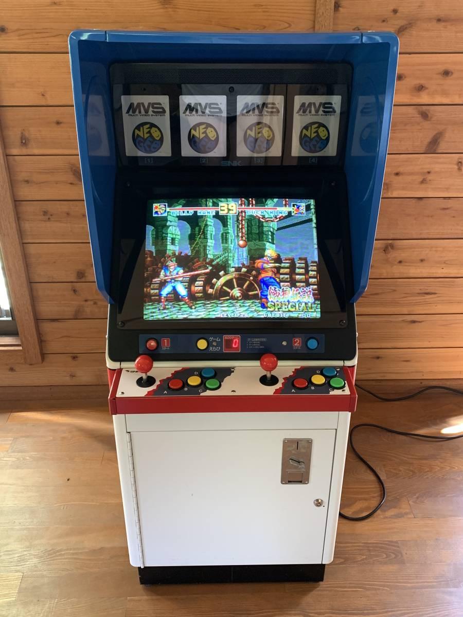 「SNK ゲームセンター筐体」の画像検索結果